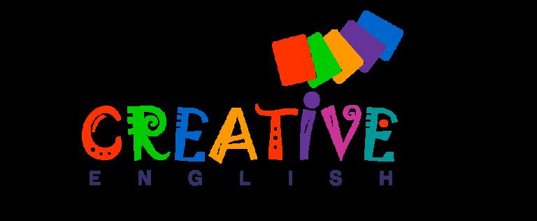 Creative English Logo (med)